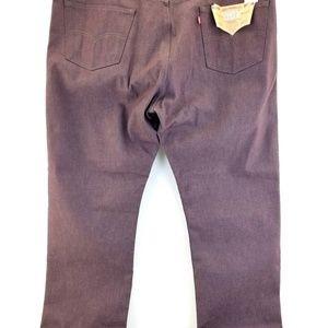 Levi's Jeans - Levis 501 Men's Button Fly White Oak Cone Denim P